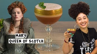 Mary Queen of Scotch - Tipsy Bartender