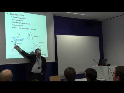spaceup stuttgart 2012 - 20min talk - lothar frey - cosmic rays and electronic devices