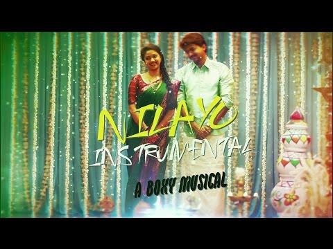 Bairavaa | Nillayo Karaoke Video Song | Vijay, Keerthy Suresh | Andre nel boxy | Instrumental