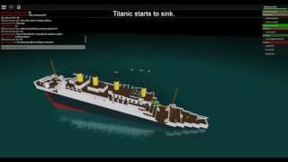 Classic Titanic  Roblox READ DESC