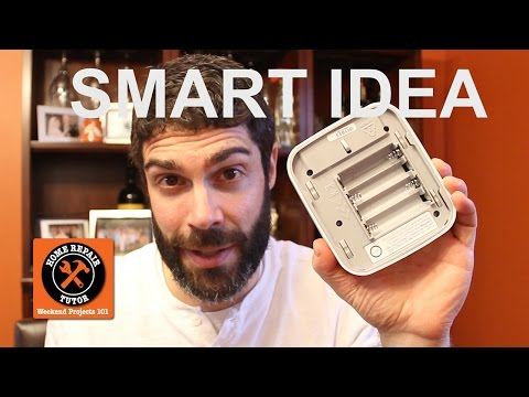 The Best Home Automation System (SmartThings) -- by Home Repair Tutor