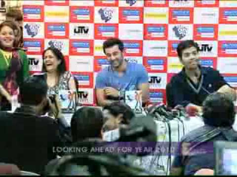 Ranbir Kapoor: Wake Up Sid's DVD launched