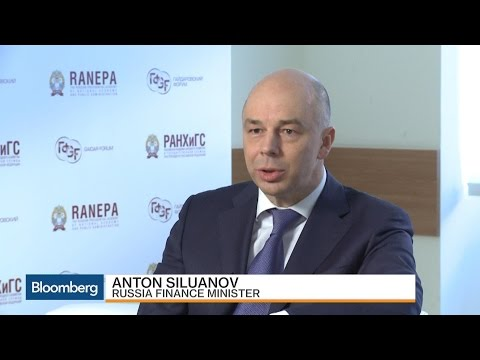Russia Finance Minister: We Must Cut Budget by 10%