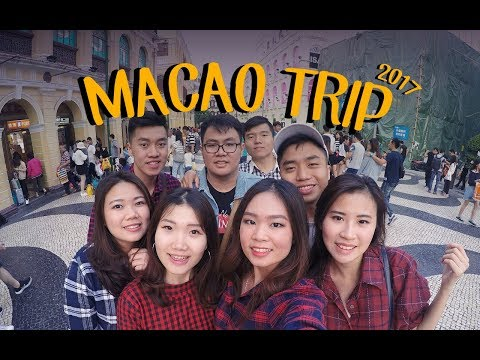 HONGKONG TRIP (part 2): MACAO, SENADO SQUARE, RUINS OF ST.PAUL'S