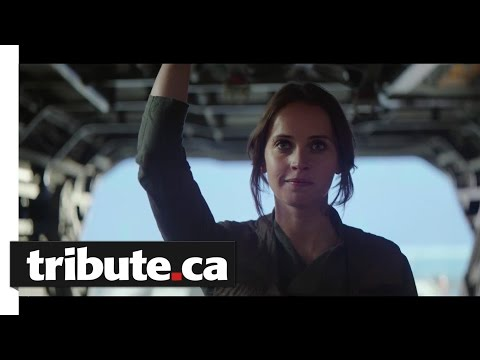 "Rogue One:  A Star Wars Story ""Behind The Scenes"" (HD)"