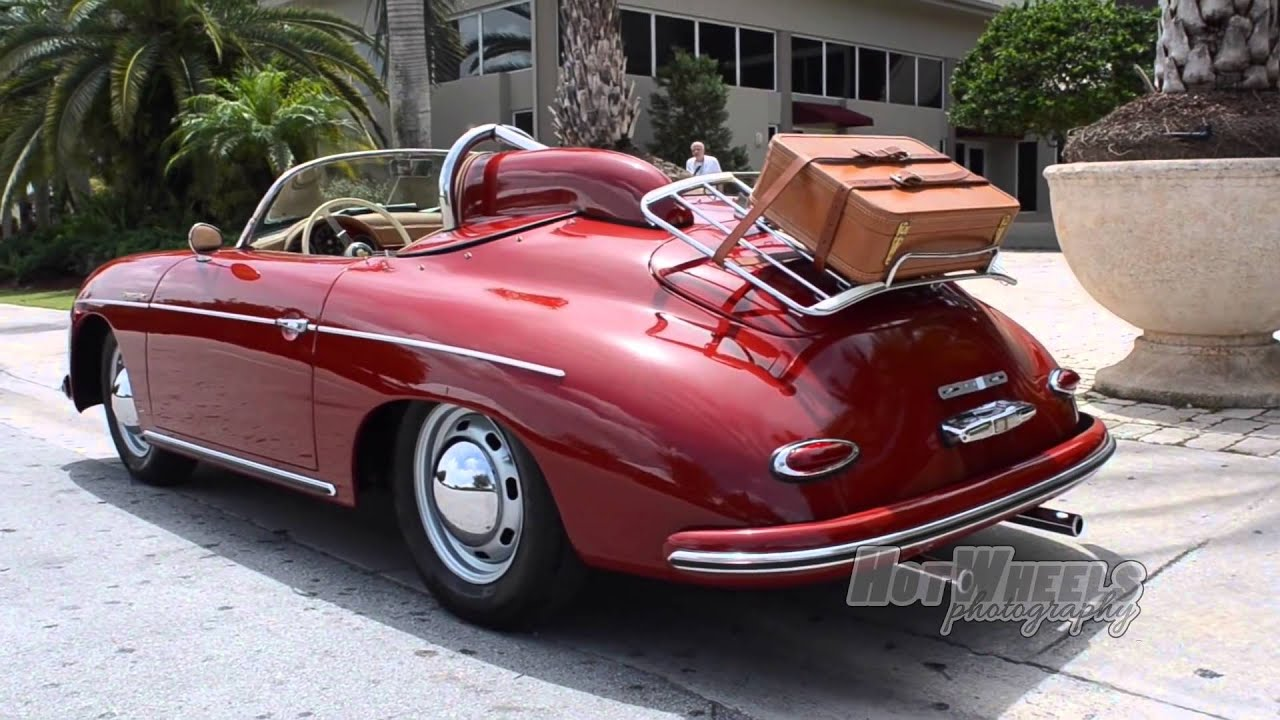 1956 Porsche 356 Kit Car For Sale Custom Youtube