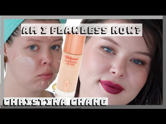 Charlotte Tilbury Hollywood Flawless Filter | Review and First Impression