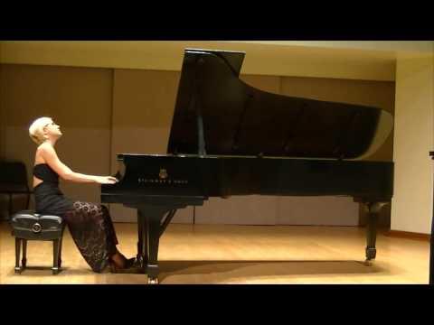 J. S. Bach: Parita No. 2 in C - Minor, BWV 826.