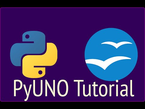 1 PyUNO - Working with Dialogs