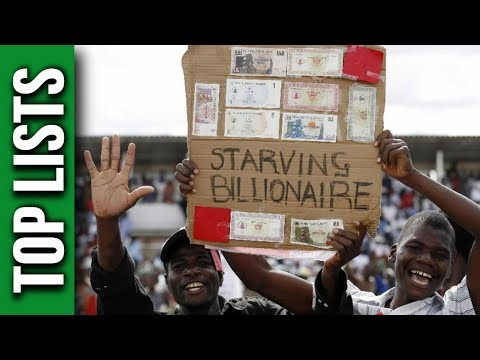 What Happens When Your Money Becomes Worthless? | 10 Worst Cases of Hyperinflation