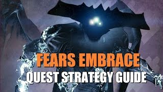 Destiny - Fears Embrace [SOLO] Taken War: Mars - Destiny: The Taken King (Echo of Oryx Boss Fight)