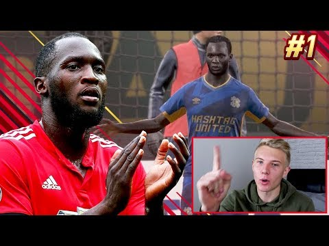 *NEW SERIES* ROMELU'S A RED #1 - LET'S BEGIN / FIFA 18 Ultimate Team