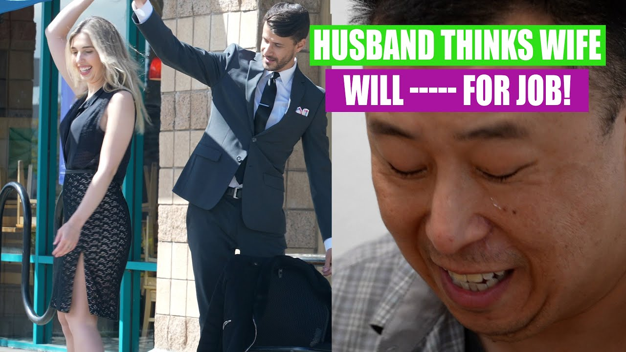 Wife Gets Harassed at Job Interview, Husband Set Her Up!   To Catch a Cheater