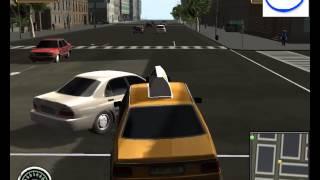NYC Taxi Simulator - Gameplay