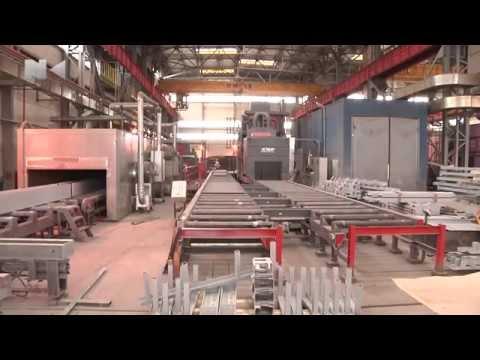 Сибирский завод металлических конструкций внедрил в производство новое оборудование