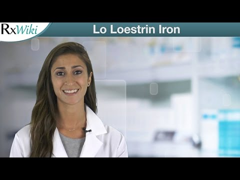 lo-loestrin-iron-for-pregnancy-prevention---overview