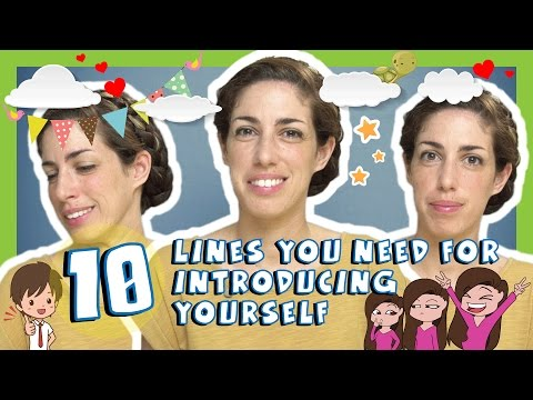 Learn the Top 10 Hebrew Lines You Need for Introducing Yourself