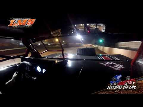 Winner #19 Denton Threatt - Crate Sportsman - 3-7-20 Lancaster Motor Speedway - In-Car Camera