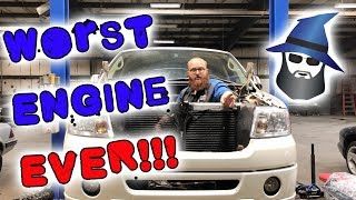 CAR WIZARD Tears Apart the Ford 5.4 3 Valve V8
