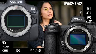 Canon R6 Vs Nikon Z6 II - The One I'm Keeping