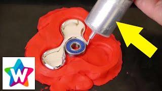 5 Fidget Spinners que puedes Crear tu Mismo
