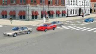 Проезд регулируемых перекрёстков