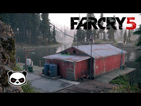 Far Cry 5 Boat House Key Location | How To Complete Sunken Funds Very Easy