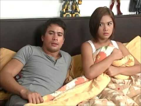 Sam Milby and Maja Salvador Sleeps Together