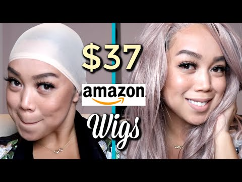 I Bought $37 Wigs on Amazon and my Husband's Reaction - itsMommysLife thumbnail