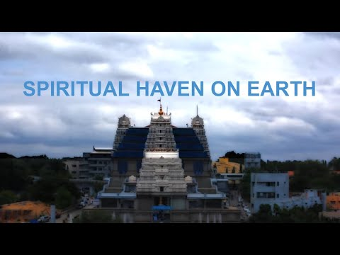 ISKCON Bangalore Spiritual Haven On Earth