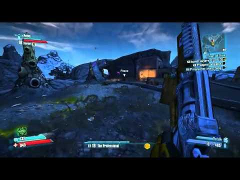 Borderlands 2 - Peeve Gets Dunked