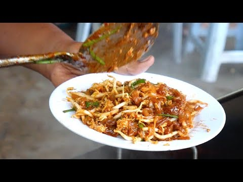 BEST FRIED NOODLES in MALAYSIA - KEDAH STREET FOOD YOU CANNOT MISS!
