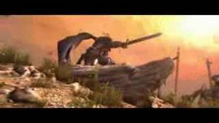 WarCraft 3 Reign of Chaos Movie Trailer RoC