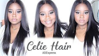Best AliExpress Hair! Celie Hair Review | TroyiaMonay