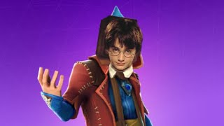 Harry Potter Gets The W For The Team on Season 7 Fortnite BR ;)