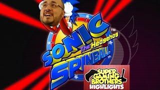 SGB Highlights - Sonic Spinball