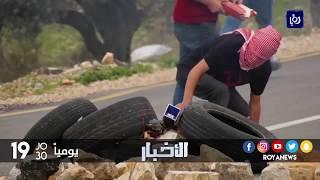 مواجهات الفلسطينيين مع جنود الاحتلال .. حكاية البداية - (19-12-2017)
