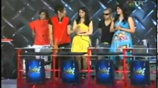 Tribo Maharlika on Showtime   nov.17 2009 HQ