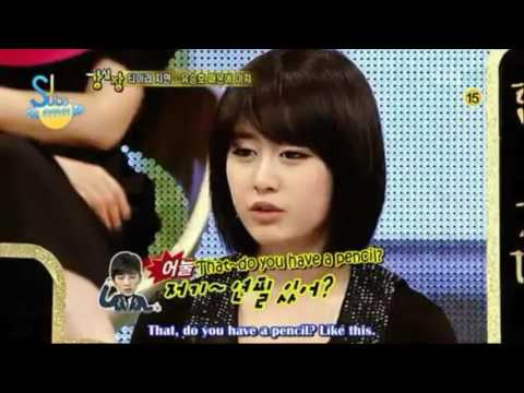 #Throwback: Jiyeon talks about her ideal type, Yoo Seungho