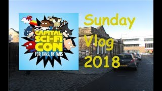 Capital SciFi Con 2018 Day 2