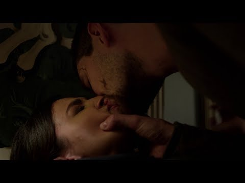 Marvel's Punisher Season 2 Billy Russo and Krista first kiss scene ''I'm a criminal now''[1080p]