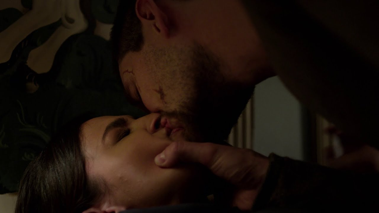 Download Marvel's Punisher Season 2 Billy Russo and Krista first kiss scene ''I'm a criminal now''[1080p]