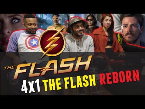 The Flash - 4x1 The Flash Reborn - Group Reaction + Discussion