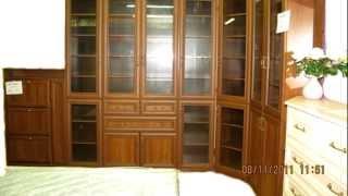 Книжные шкафы (Библиотеки), купить мебель в СПб(, 2012-07-13T08:17:53.000Z)