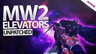 MW2 Elevators WITHOUT Bypass! (MW2 Trickshotting)
