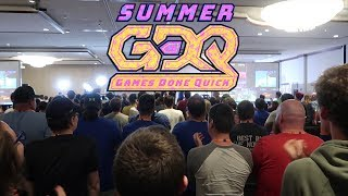 The SGDQ 2018 Experience | Speedrunning