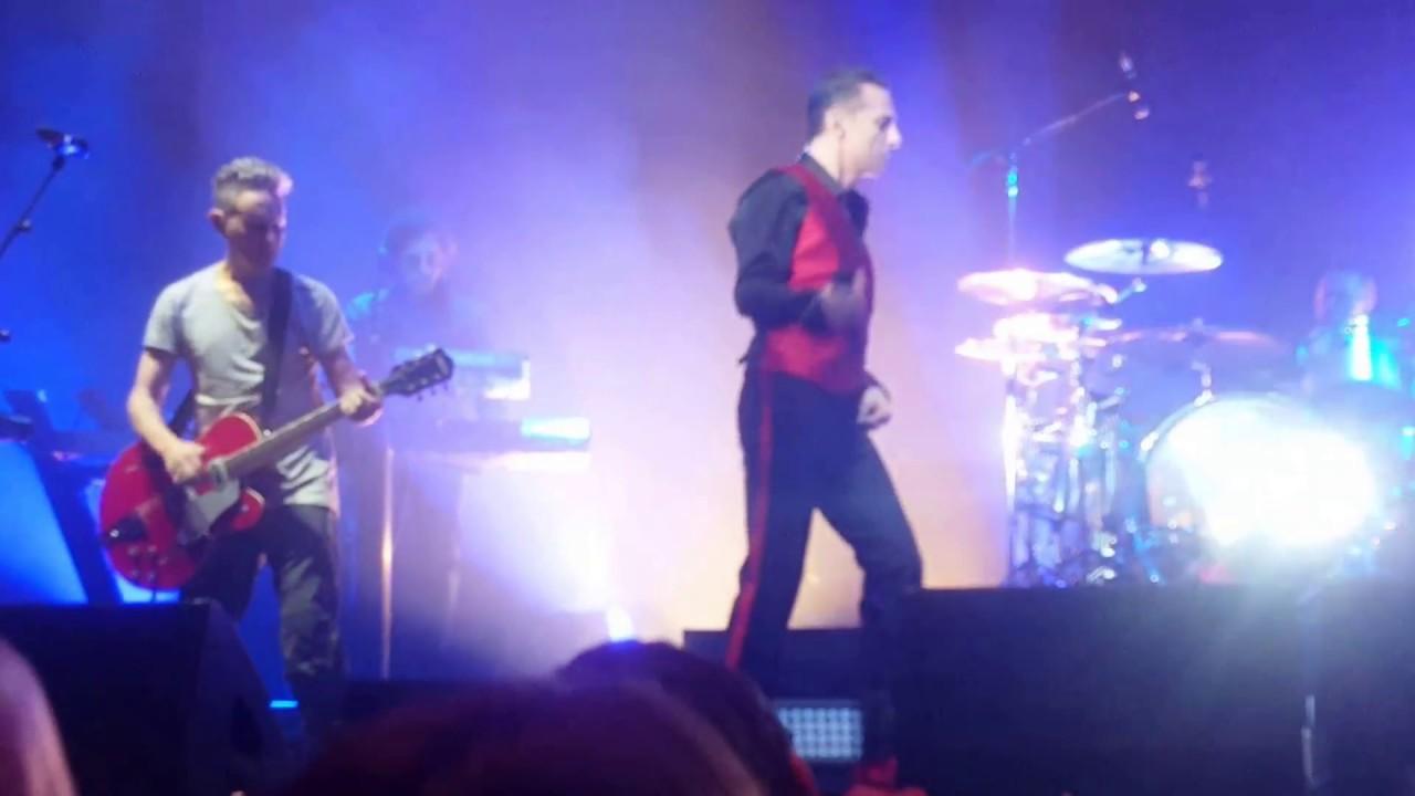 Depeche mode live in berlin spirit tour 2017 youtube - Depeche mode in your room live 2017 ...