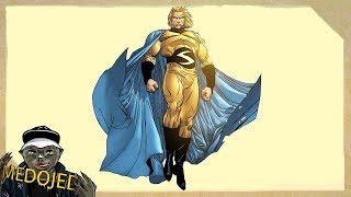 Super Op postavy Marvelu: Sentry