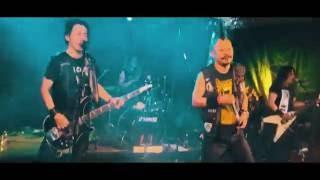 Legendary Burning Spirits hardcore punk band Forward from Tokyo, Ja...