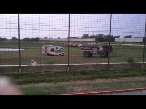 Part 3 - Our adventure at Lady Luck Speedway